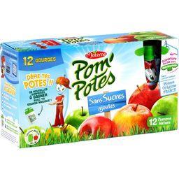 Pom'Potes - Spécialité de fruits pomme nature sans s...