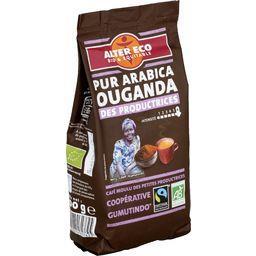 Café moulu pur arabica Ouganda BIO