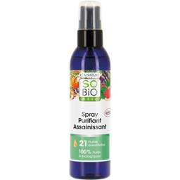 Spray purifiant assainissant 21 huiles
