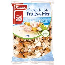 Cocktail de fruits de mer