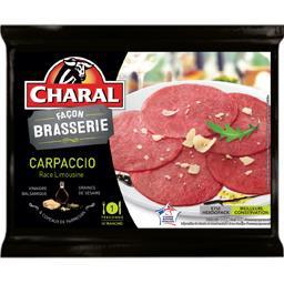 Grand Cru - Carpaccio au vinaigre balsamique sésame ...