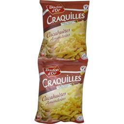 Craquilles cacahuètes