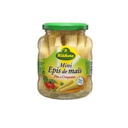 Mini épis de maïs