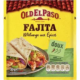 Old El Paso Mélange aux épices pour Fajitas Original doux