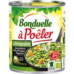 A Poêler - Poêlée La Printanière