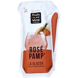 Rosé pamp' à glacer