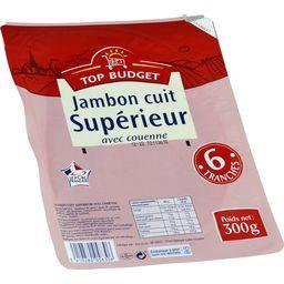 Jambon de Paris avec couenne