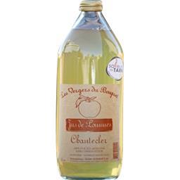Vergers du bosquet Jus de pommes chantecler La bouteille d'1 l