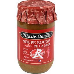 Marie-Amélie Soupe rouge de la mer Label Rouge