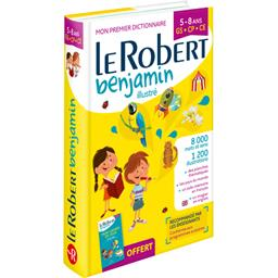 Le Robert benjamin illustré - 5/8 ans