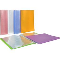 Porte vues 40 vues Propysoft coloris assortis