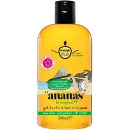 Gel douche & bain moussant ananas Le Tropical