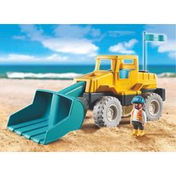 Sand - Chargeur avec pelle