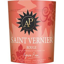 Vin de pays Saint Vernier, vin rouge