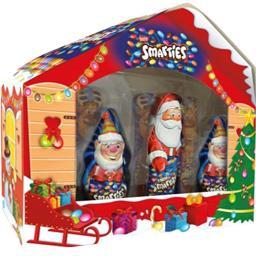 Smarties Maison du Père Noël