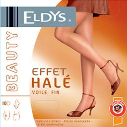 Collants beauty effet halé 10d - T4
