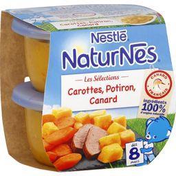 Les Sélections - Carottes, potiron, canard, dès 8 mo...
