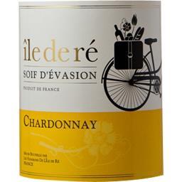 Soif d'évasion chardonnay, vin blanc