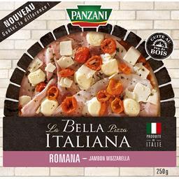 Panzani La Bella Pizza Italiana Romana la boite de 250 g