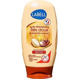Après shampooing très doux beurre de karité & macada...