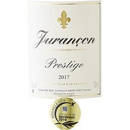 Jurançon Prestige vin Blanc moelleux 2015
