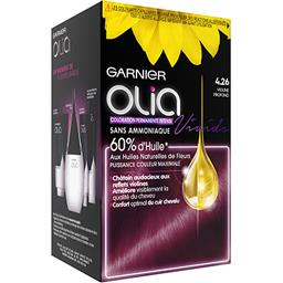 Olia - Coloration permanente intense 4.26 violine pr...