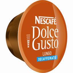 Dolce Gusto - Capsules de café Lungo Decaffeinato
