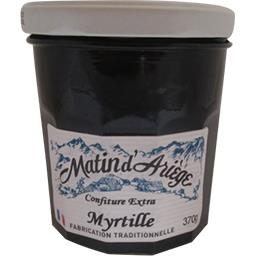 Confiture extra myrtille