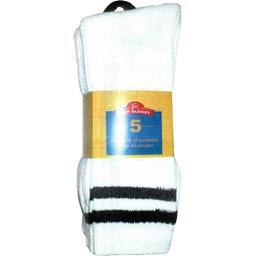 Mi-chaussettes tennis homme t43/46