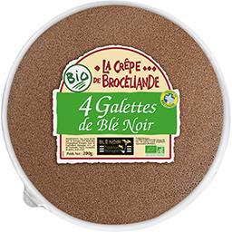 Galettes de blé noir BIO
