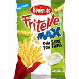 Fritelle - Max goût sauce pom'frites