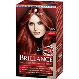 Brillance - Coloration permanente intense rouge broc...