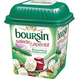 Salade & Apéritif - Fromage échalote & ciboulette