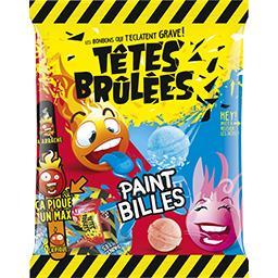 Bonbons Têtes Brûlées La Bille Kitache framboise fra...