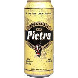 Bière ambrée à la châtaigne