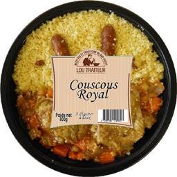 Le Couscous royal