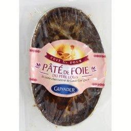 Pâté de foie du Père Louis cuit au four