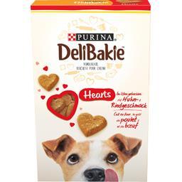 Biscuits pour chiens Hearts poulet et bœuf