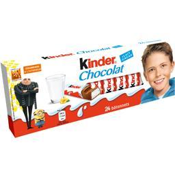 Chocolat - Bâtonnets au chocolat au lait fourrage la...