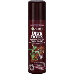 Shampooing sec purifie & ravive au henné