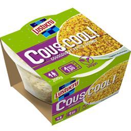Cous-cool - Couscous et petits légumes