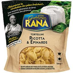 Giovanni Rana Tortellini Ricotta & épinards