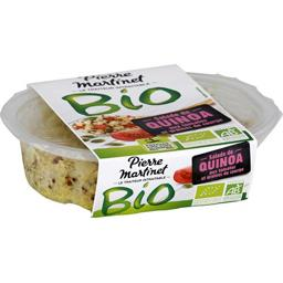 Pierre Martinet Salade de quinoa BIO