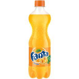 Soda au jus d'orange