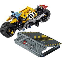 Technic - La Moto du Cascadeur