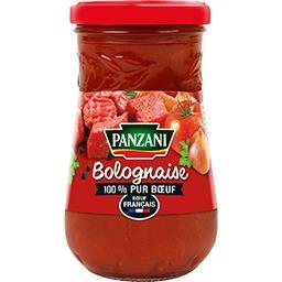 Sauce Bolognaise 100% pur bœuf