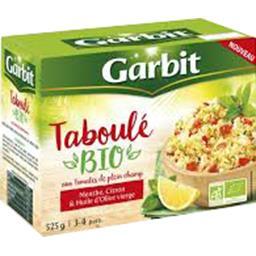 Taboulé menthe, citron & huile d'olive vierge BIO
