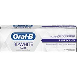 Oral B 3DWhite Luxe - Dentifrice Perfection