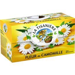 Infusion fleur de camomille