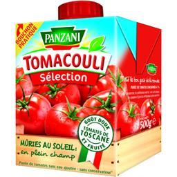 Tomacouli - Purée de tomates Sélection
